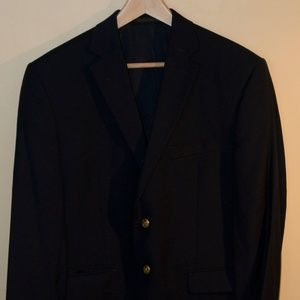 Polo by Ralph Lauren Navy Blazer